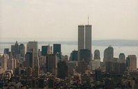 NY Skyline w/ Trade Centers before attack