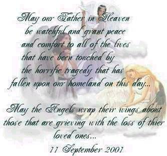 9/11 Prayer